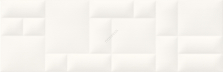 PILLOW GAME WHITE STRUCTURE 29X89 G1