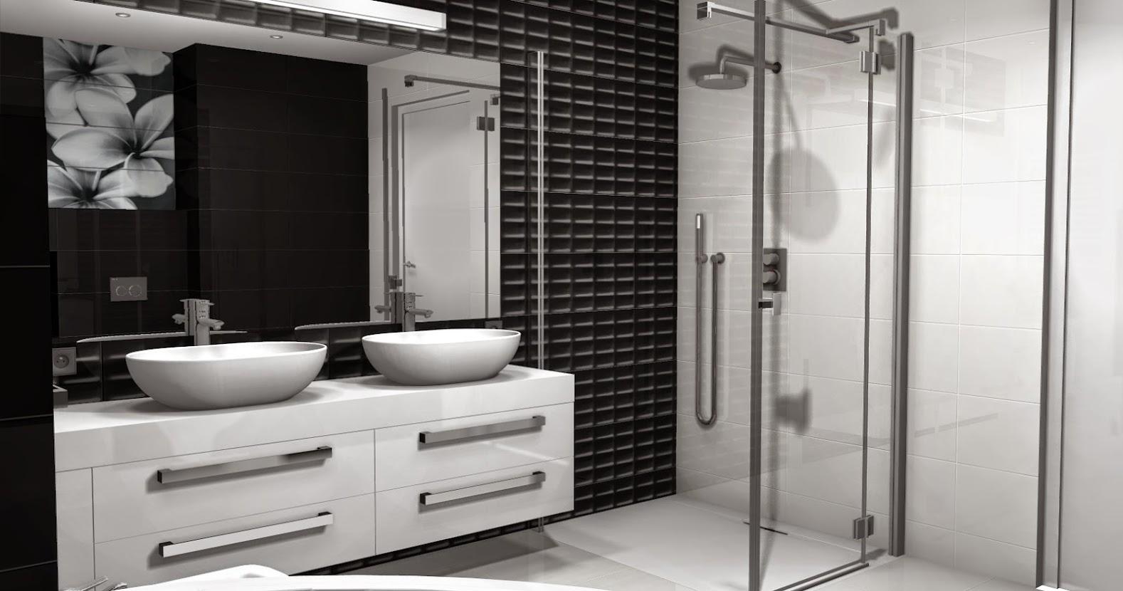 Glazura łazienkowa Opoczno Nowoczesna Kolekcja Pret A Porter